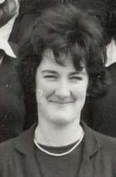 1966 Teacher - Ms Moir